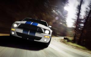 Shelby Mustang GT500E by Fibonacci89