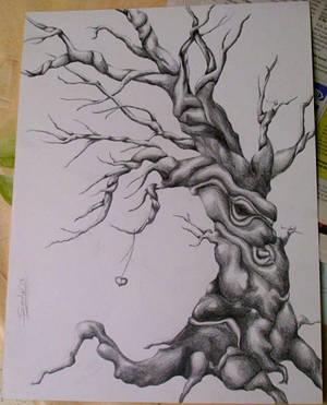 Dead Tree by Sjoelie