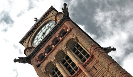 Clock Tower by theanarchitect