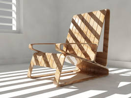 TriWoo Chair by theanarchitect
