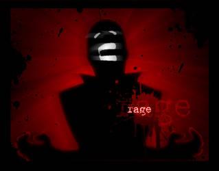Rage by artist-tortured