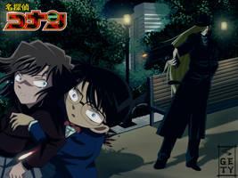 Detective Conan by Nouin