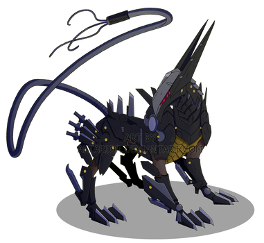 Bladewolf by Altarior
