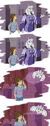 Undertale Comic-Your Scepticism Is Not Appreciated by Altarior