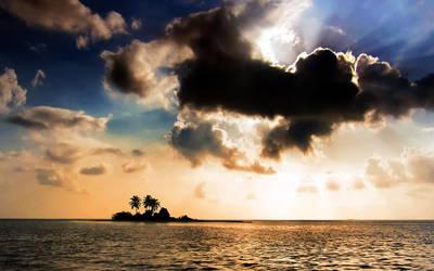Maldives by nxxos