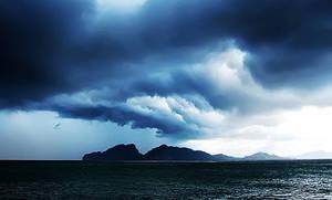 Dark Island by nxxos