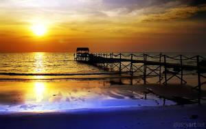 Rainbow Beach by nxxos