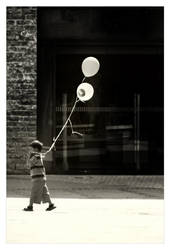 The Balloons by nxxos
