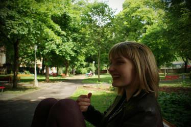 Dans le parc. by MrsMay
