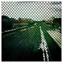 Les rails by MrsMay