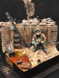 Dwarf Commando by fanai59