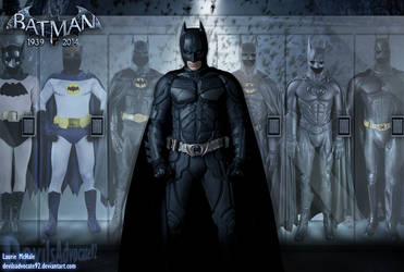 Armoury of the Batman by DevilsAdvocate92