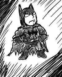 Batman yo by Koricthegreat