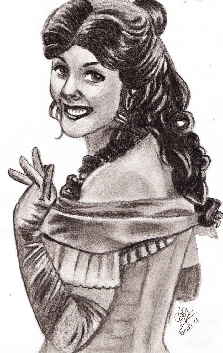 Belle in Realism by Rachelute