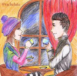 Shall We Have a Tea? by Rachelute