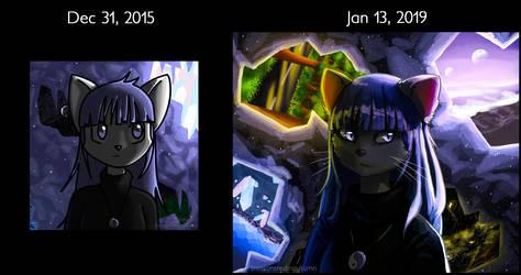 Three Years Later by treesareredinautumn