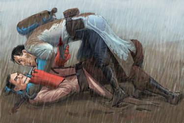 Battle Medics by Doodle-Master
