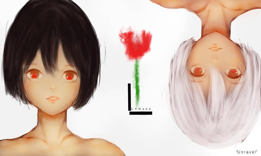 kaneki fan art by Lylylyhuso