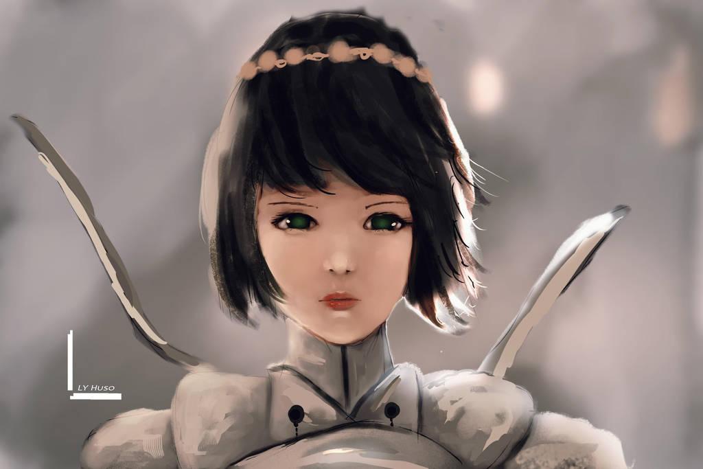 armor by Lylylyhuso