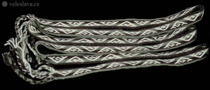 Hallstatt tablet weaving by veruce