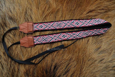 Slavic camera strap by veruce