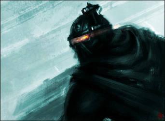 Winter Soldier by IronShrineMaiden