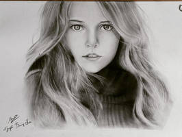 Kristina Pimenova by thuanthien0205