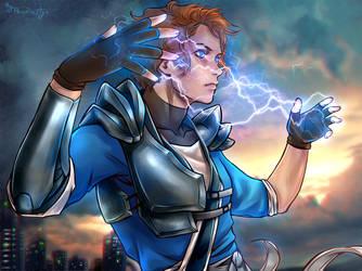 Electric ninja | Jay by ProNastya