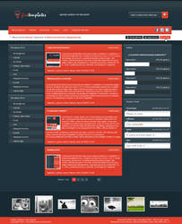 Firetemplate Php-fusion by ethreex