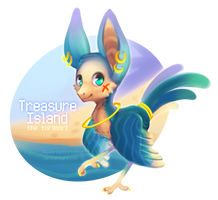 {closed} {Torimori} Treasure Island by Alisenokmice
