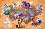 {closed} Big CS Adopt Batch Collab multispecies! by Alisenokmice