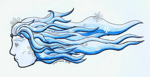Spirit of the North Wind by xLapinasx