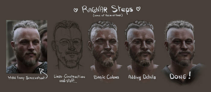 Ragnar process by DoctorChoukrotte