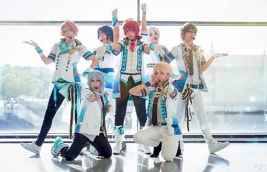 IDOLiSH7, Blue Starlights by Doriri-chan