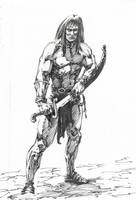 Conan 801 by Doodlemark