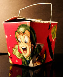 Lucky Charms... To Go by blawte
