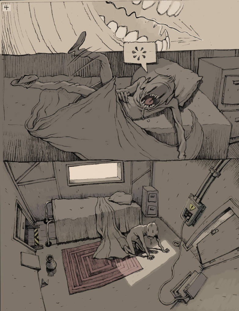 Untitled Page 4 by PesthDeLinz