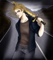 Luke Castellan by AireensColor