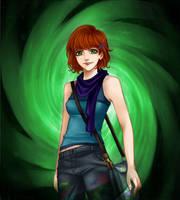Rachel Elizabeth Dare by AireensColor