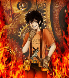 Leo Valdez by AireensColor