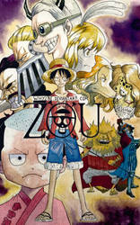 ONE PIECE : Tribute to Zou Arc by Why2be
