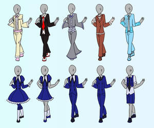 Outfits 15 by Jeanette9a