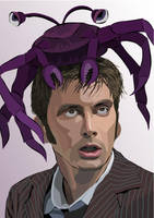 Doctor Who: Lobster On My Head by jagwriter78