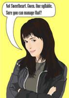 Torchwood: Gwen Cooper by jagwriter78