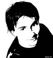 David Tennant by jagwriter78