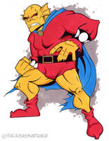 Etrigan The Demon. by THEjesusmarquez