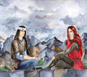 Barad-Eithel by Filat