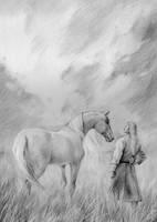 Angrod's sketch by Filat