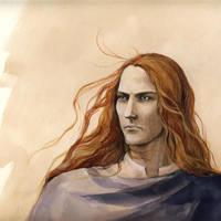 Maedhros sketch by Filat