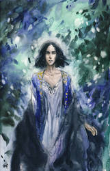 Children of two races / Luthien by Filat